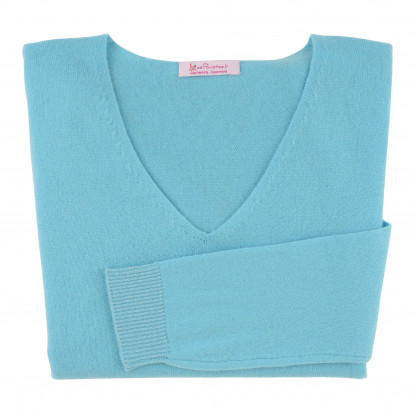 Pull Femme 100% Cachemire Oversize Gris Colors Rouge Turquoise