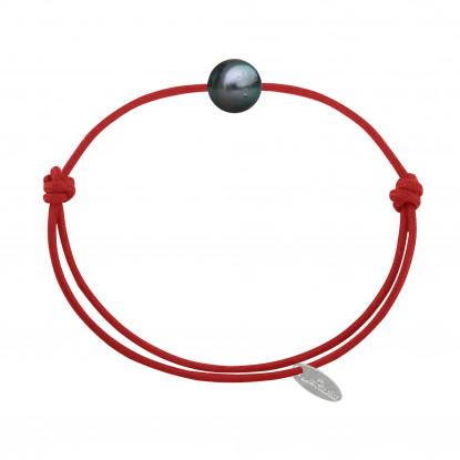 Bracelet Lien Perle de Tahiti